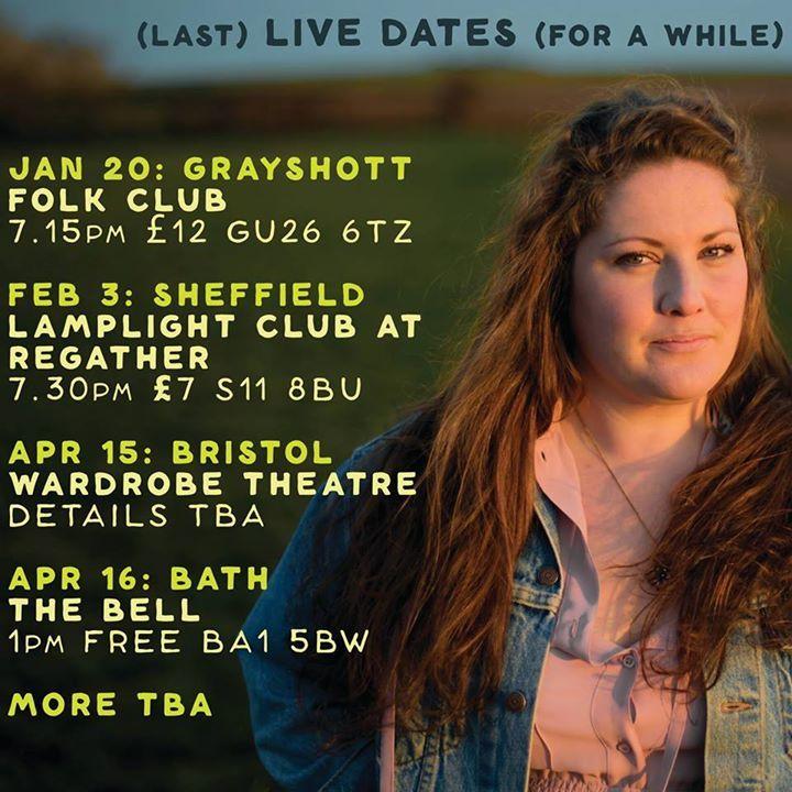 Nuala Tour Dates