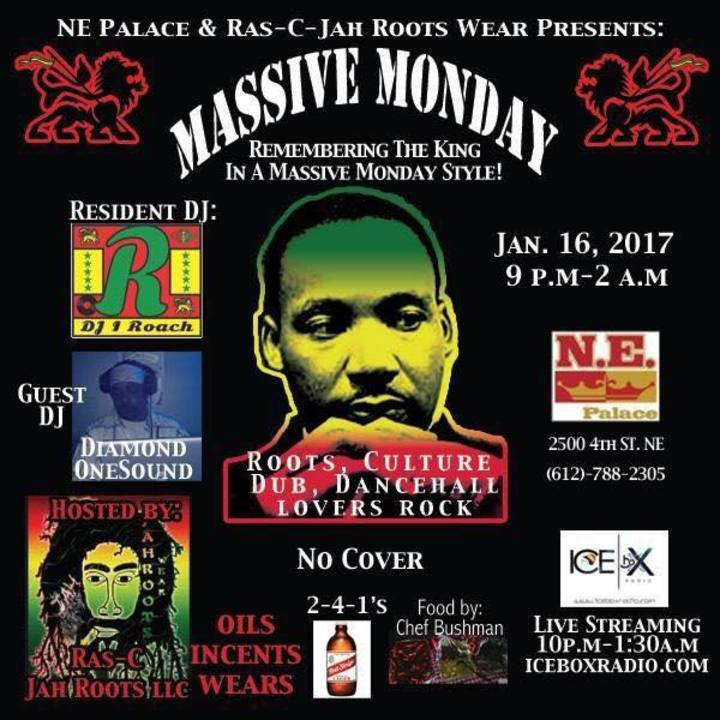 Massive Mondays @ Northeast Palace - Minneapolis, MN