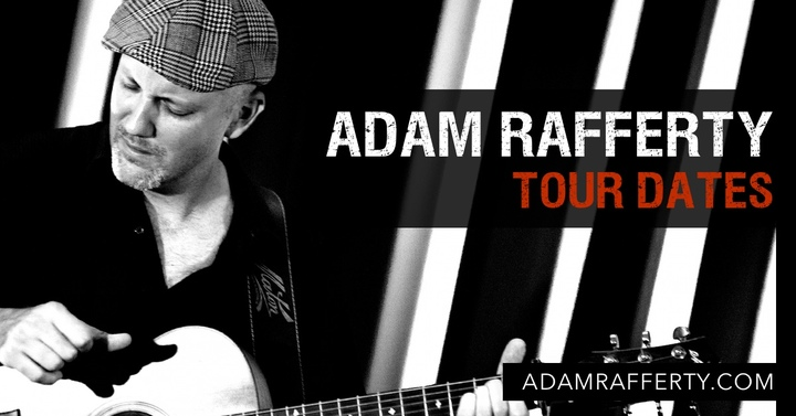 Adam Rafferty @ Haus BEDA - Bitburg, Germany