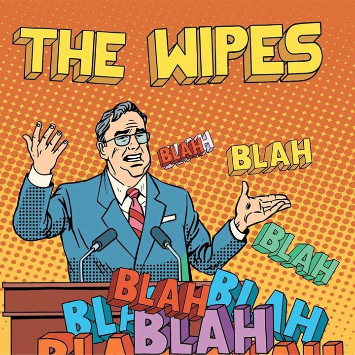 The Wipes Tour Dates