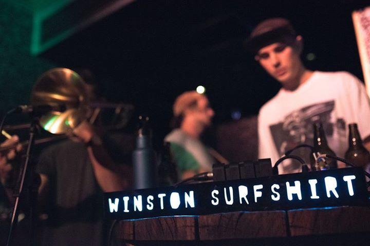 Winston Surfshirt Tour Dates
