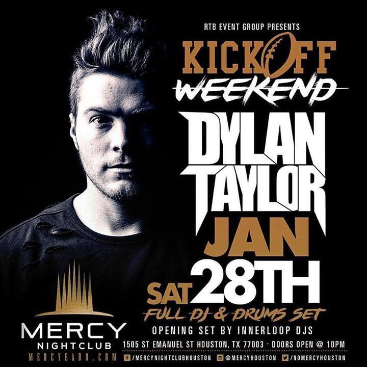 Dylan Taylor Drums Tour Dates