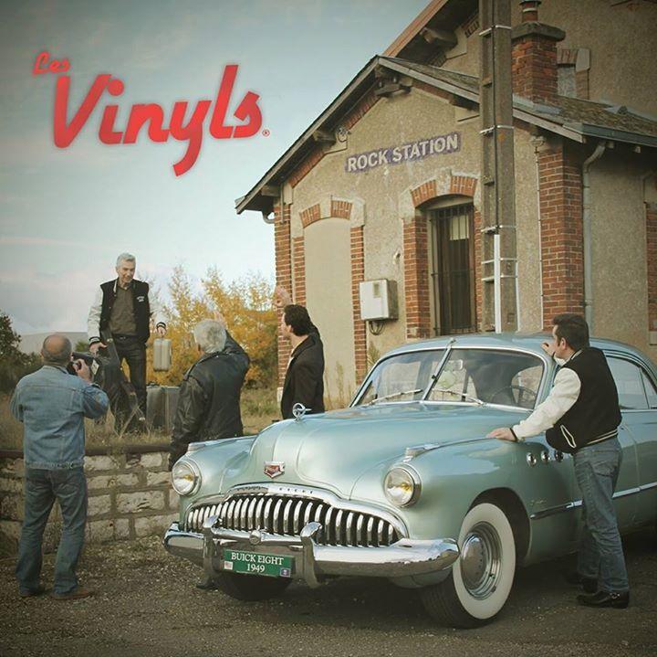 Les Vinyls Tour Dates