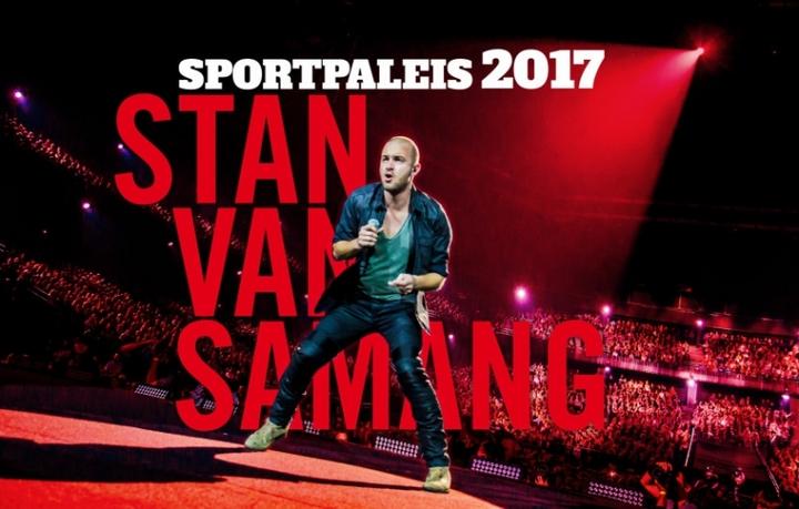 Stan Van Samang @ Sportpaleis - Antwerpen, Belgium