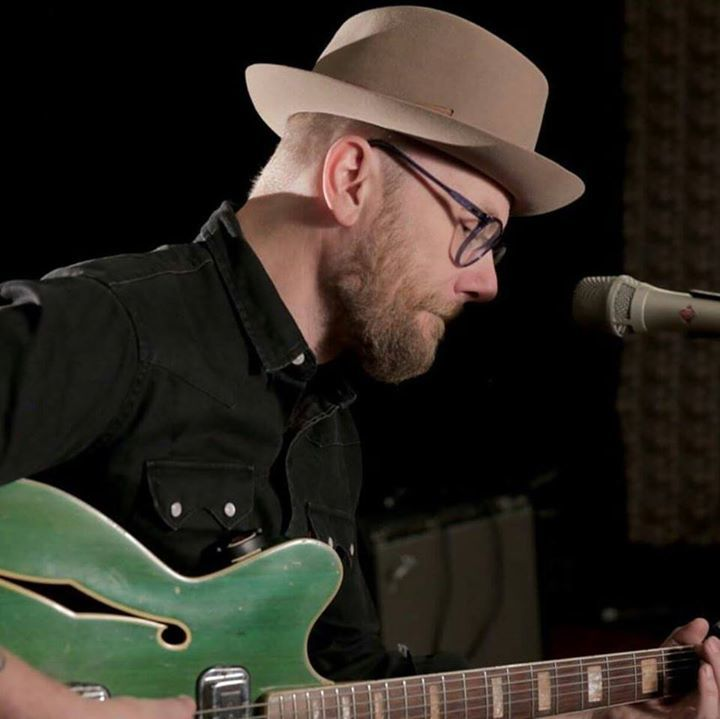 Mike Doughty @ Crepe Place (Late Show) - Santa Cruz, CA