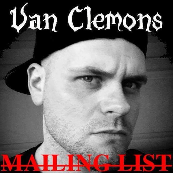 Van Clemons Tour Dates