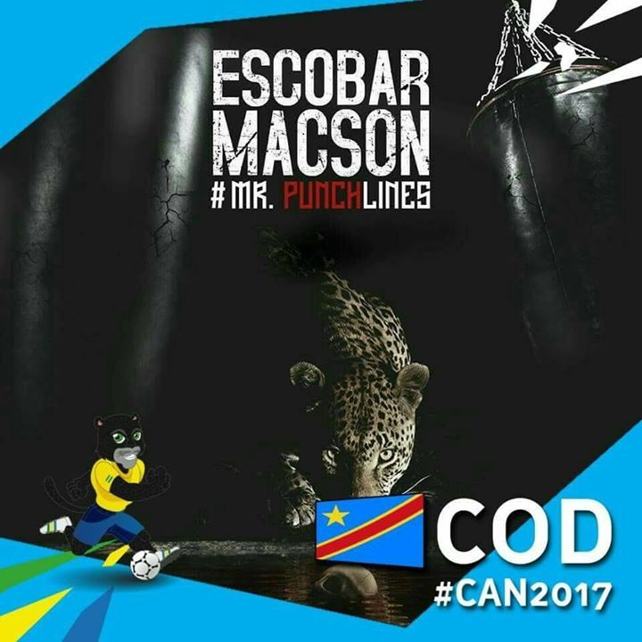 Escobar Macson Tour Dates