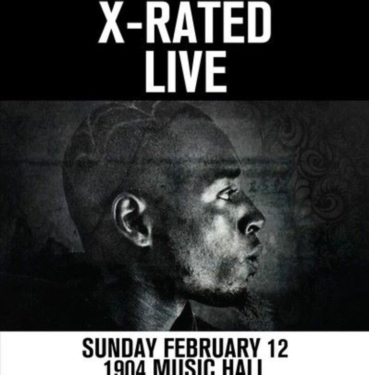 X Rated Tour Dates