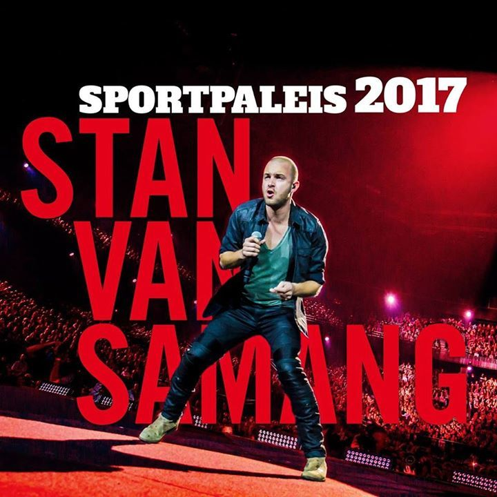 Stan Van Samang Tour Dates
