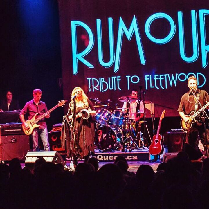 Rumourz - Tribute To Fleetwood Mac @ THE TRALF MUSIC HALL - Buffalo, NY