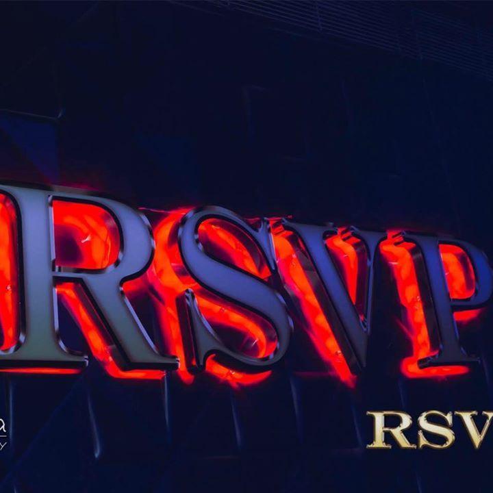 RSVP Tour Dates