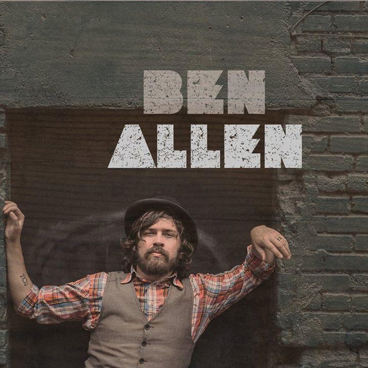 Ben Allen Tour Dates