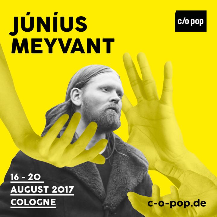 Júníus Meyvant @ tbc - Koln, Germany