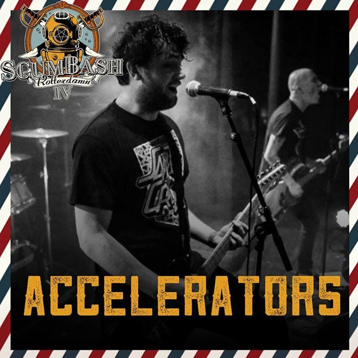 Accelerators Tour Dates