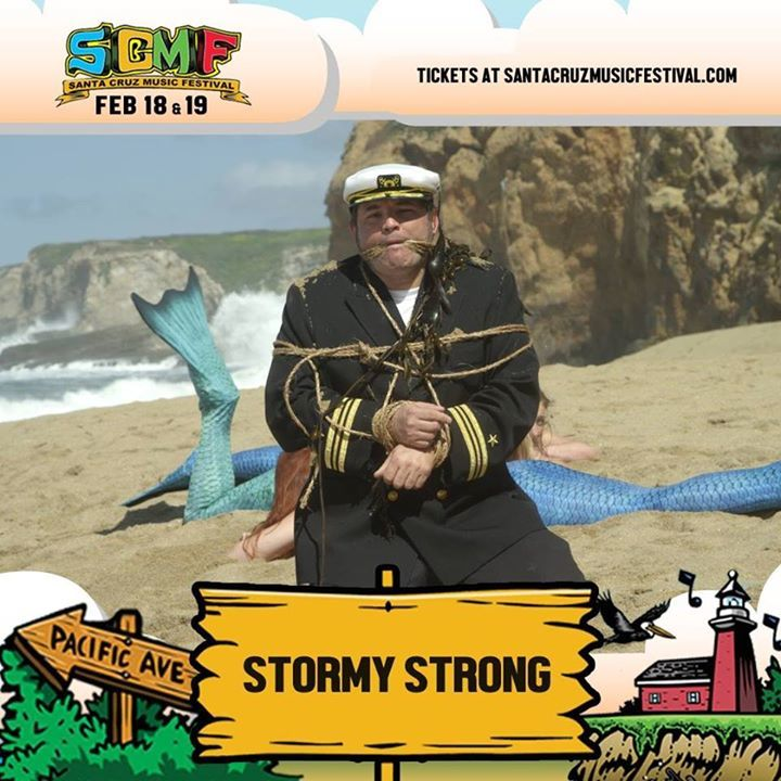 Stormy Strong Tour Dates