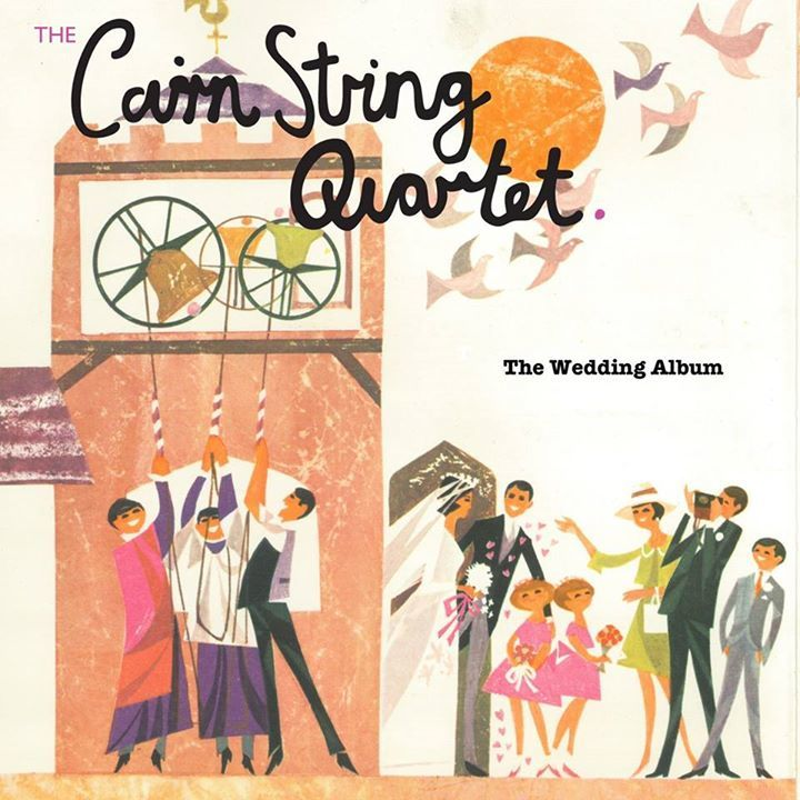 Cairn String Quartet Tour Dates