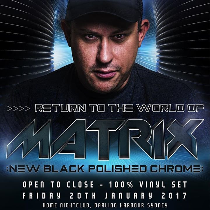 DJ-Toby Matrix Tour Dates