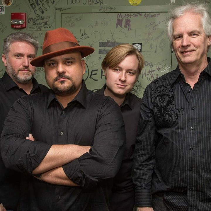 Frank Solivan and Dirty Kitchen @ Ogden Music Festival - Ogden, UT