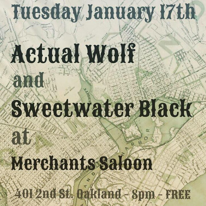 Sweetwater Black Tour Dates