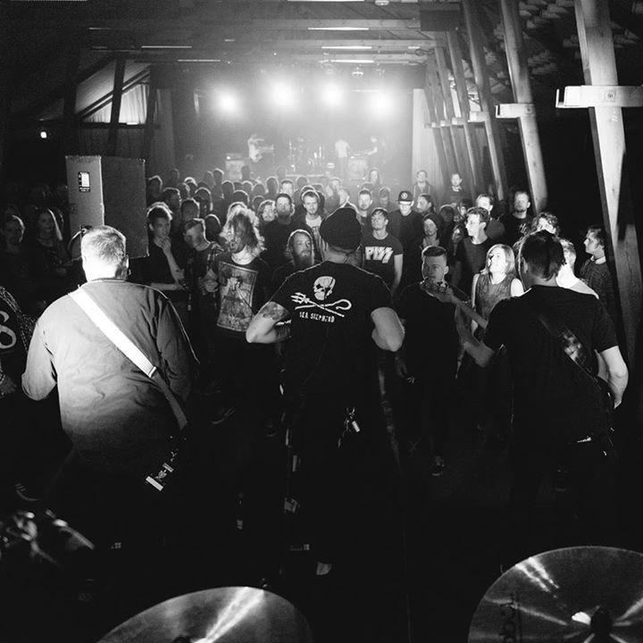 GHOST IRIS Tour Dates