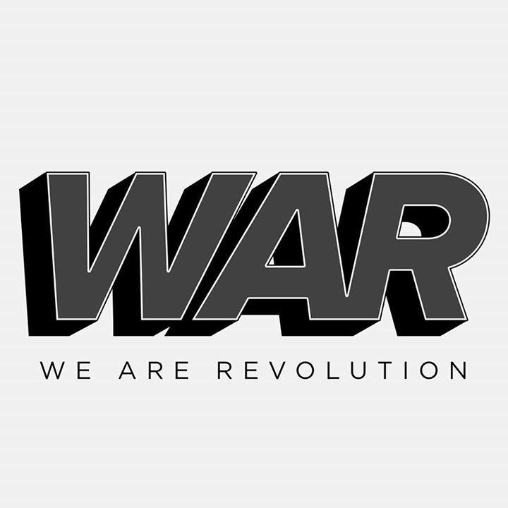 WAR - We Are Revolution Tour Dates