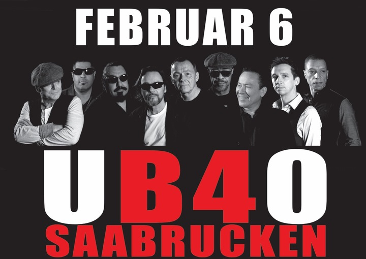 UB40 @ Garage - Saarbrücken, Germany