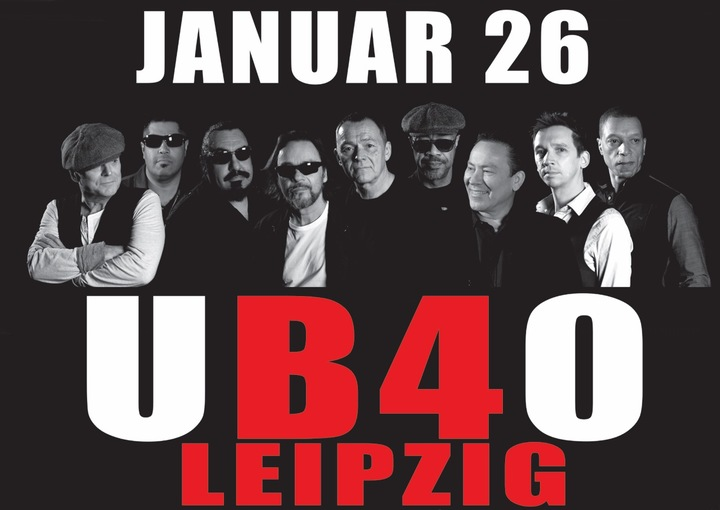 UB40 @ Haus Auensee - Leipzig, Germany