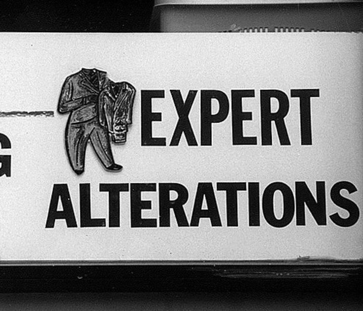 EXPERT ALTERATIONS Tour Dates