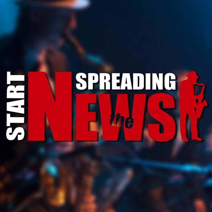 Start Spreading the News Tour Dates