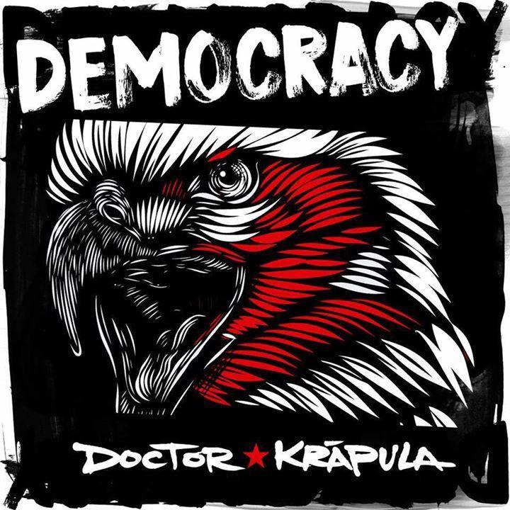 Doctor Krapula Tour Dates