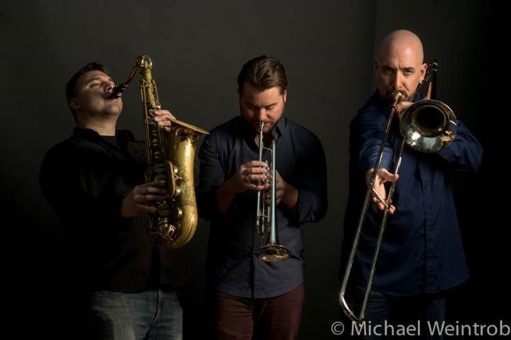 Steeltown Horns @ Mr. Smalls Funhouse - Millvale, PA