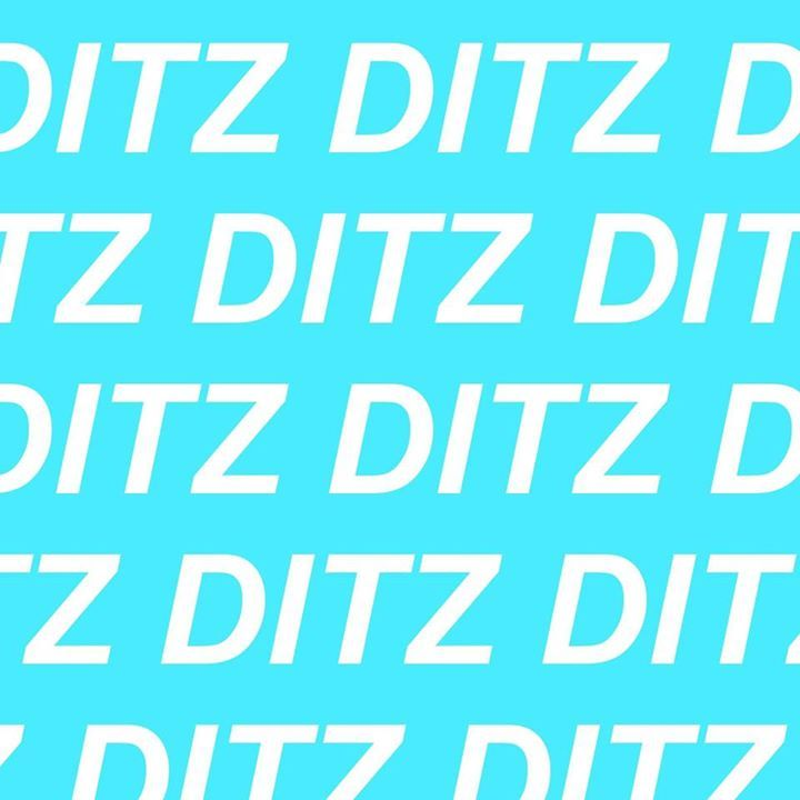 Ditz Tour Dates