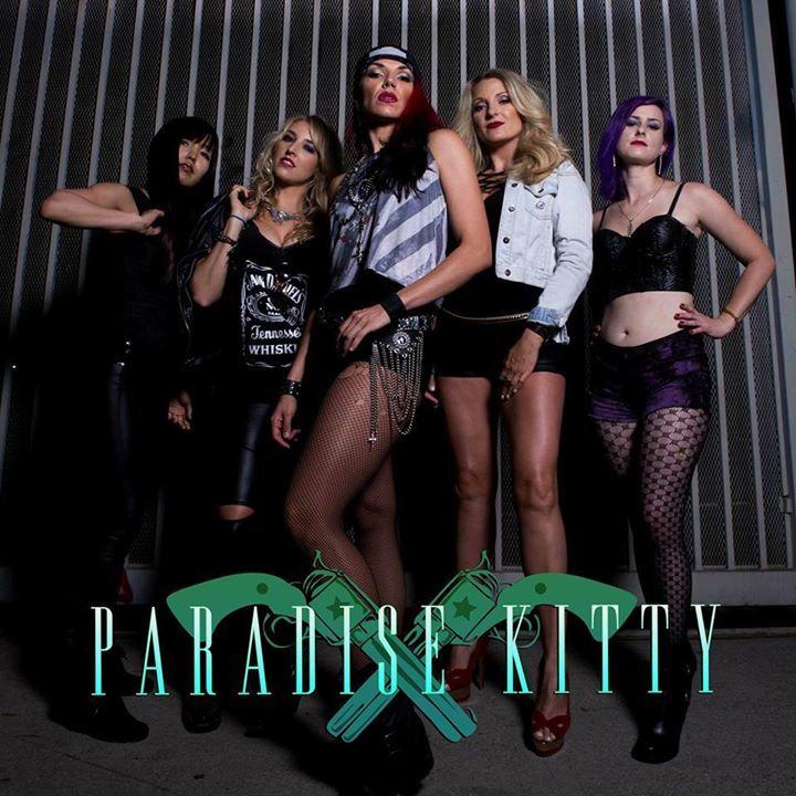 Paradise Kitty - Gn'R Tribute Tour Dates