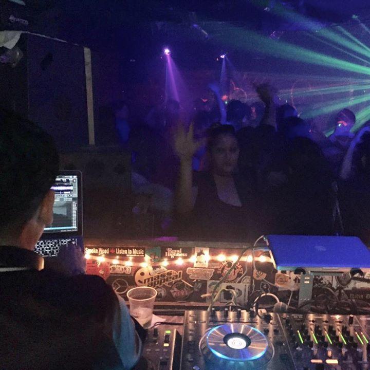 GRRRL PARTS DJs Tour Dates