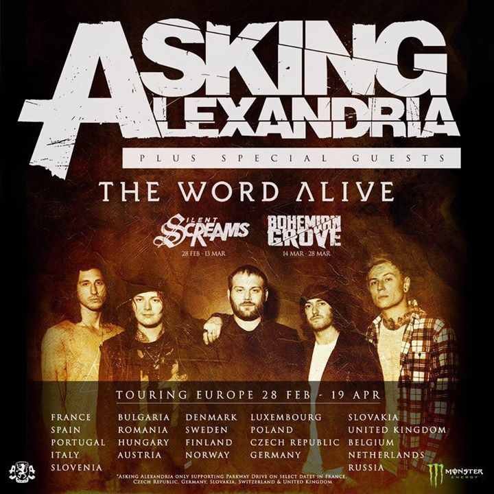 The Word Alive @ The Met - Pawtucket, RI