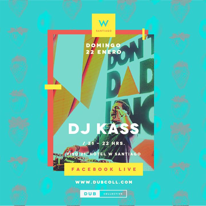 Dj Kass Tour Dates