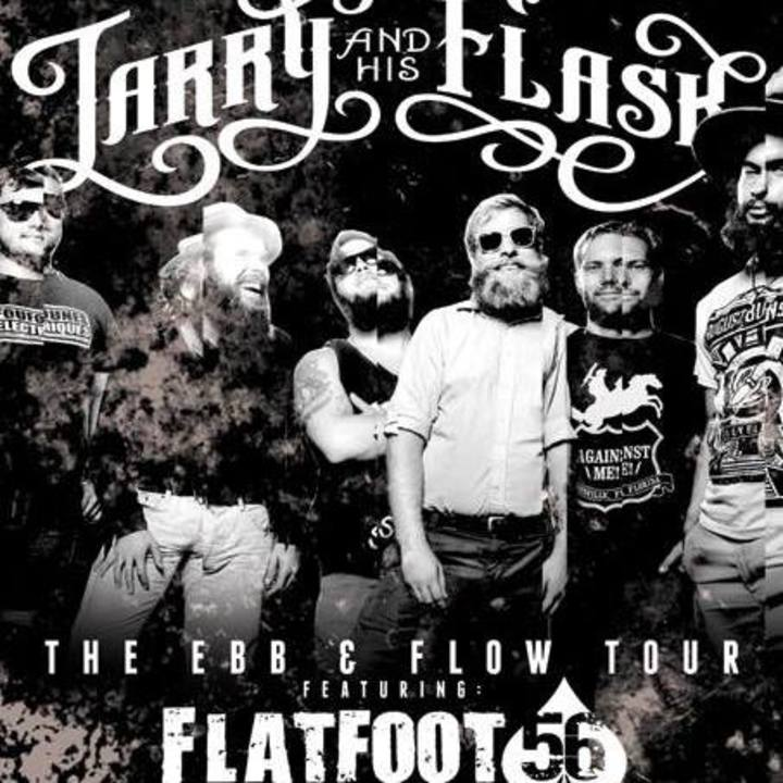 Larry And His Flask Tour Dates