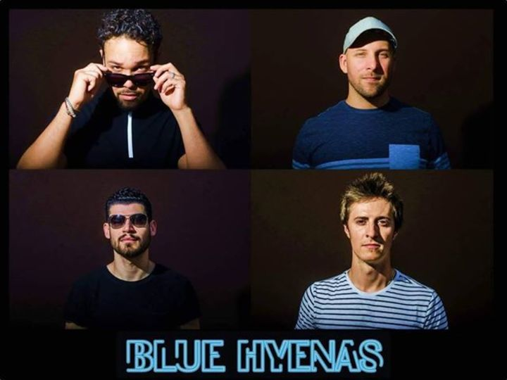 Blue Hyenas Tour Dates