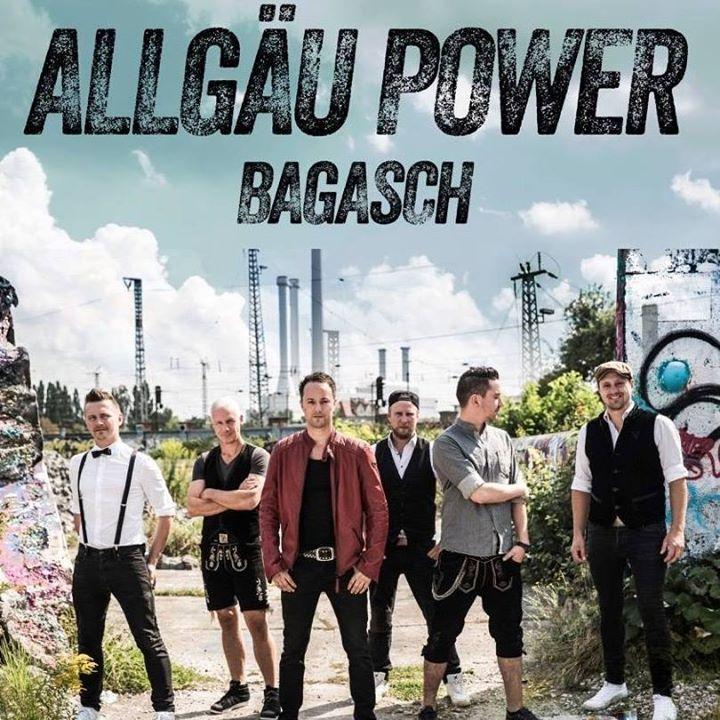 Allgäu Power Tour Dates