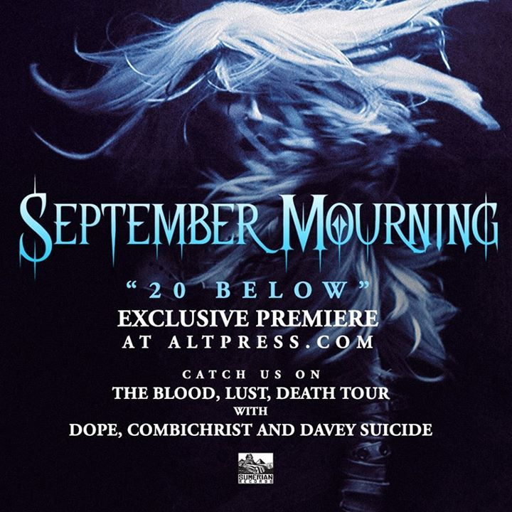 September Mourning @ El Corazon - Seattle, WA