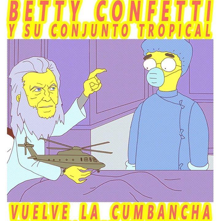 Betty Confetti y Su Conjunto Tropical Tour Dates