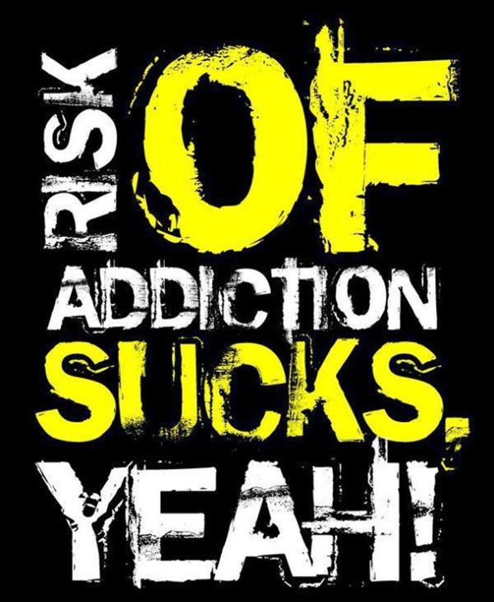 Risk Of Addiction Tour Dates