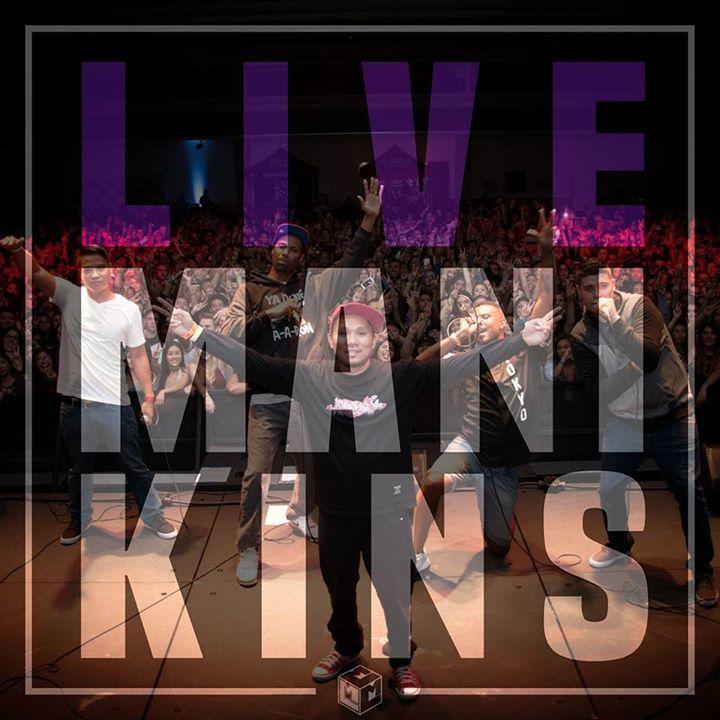 Live Manikins Tour Dates