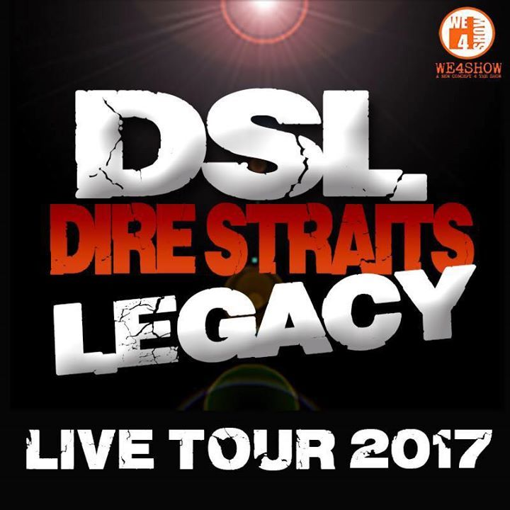 dIRE sTRAITS LEGENDS Tour Dates