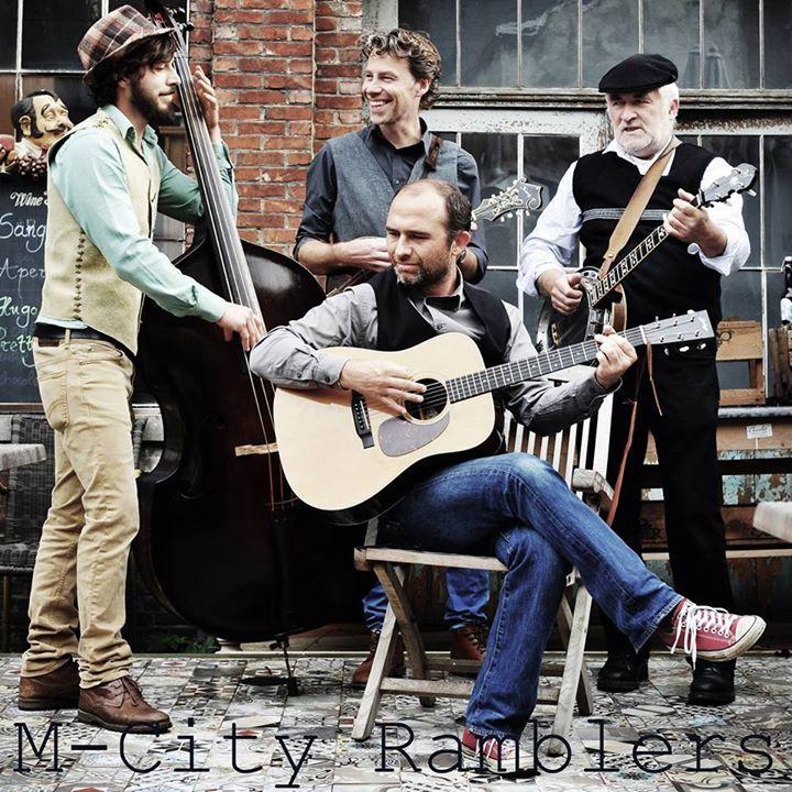 M-City Ramblers @ Private - Mechelen, Belgium