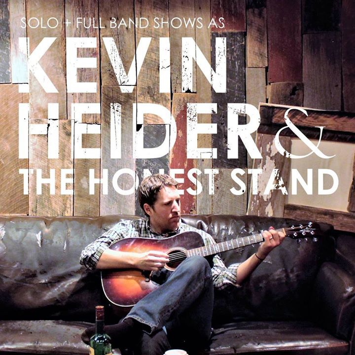 Kevin Heider Tour Dates