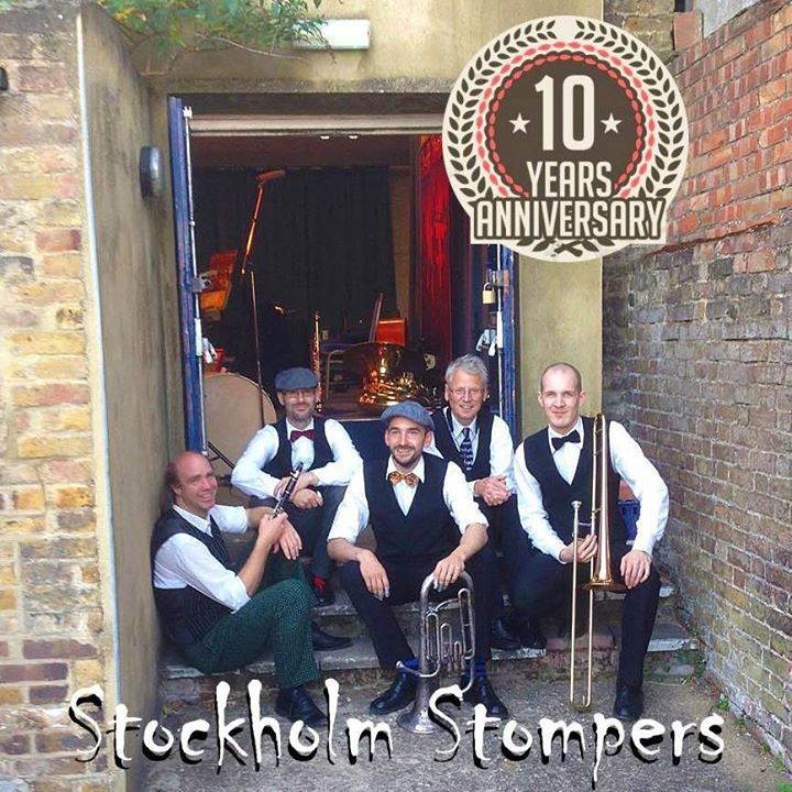 Stockholm Stompers Tour Dates