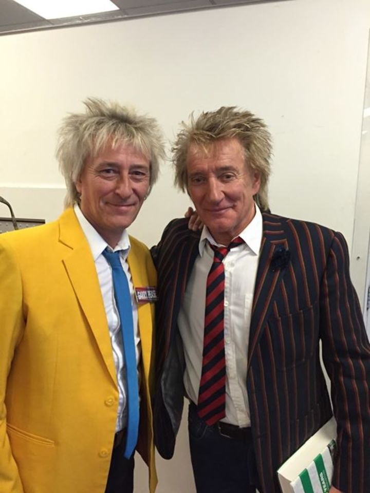 The Rod Stewart Experience Tour Dates