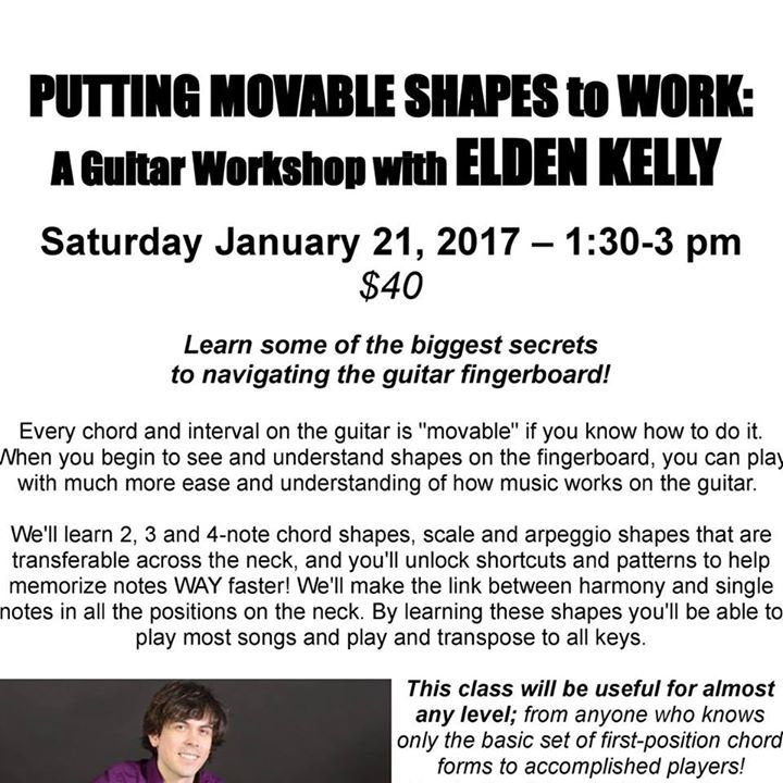 Elden Kelly Tour Dates
