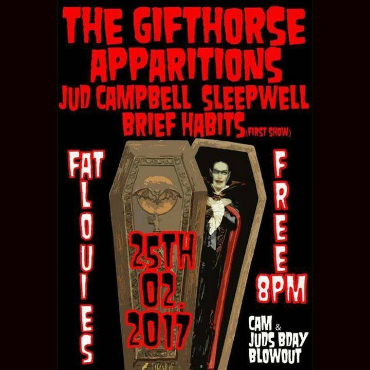 The Gifthorse Tour Dates